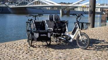 Vélo : quelles sont les solutions pour les familles ?